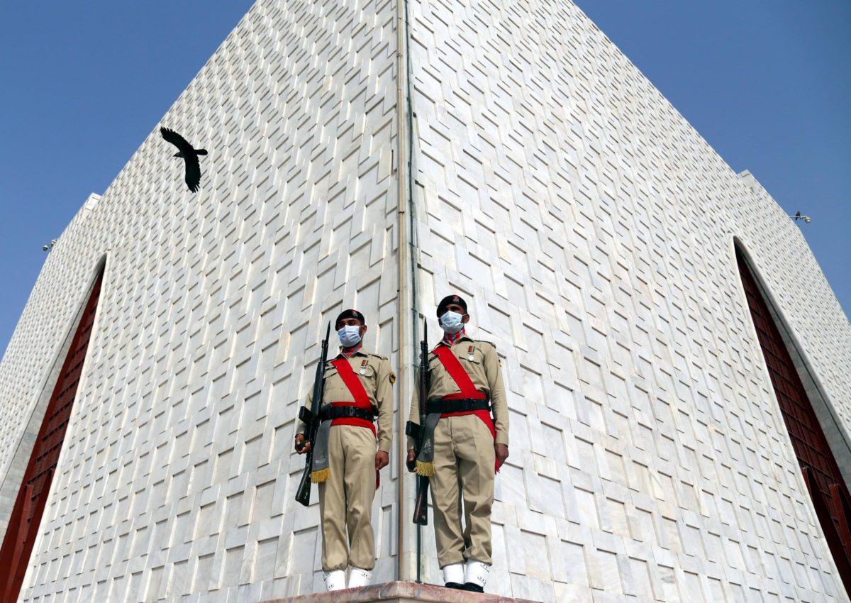 Ceremony to mark Pakistan's National Day