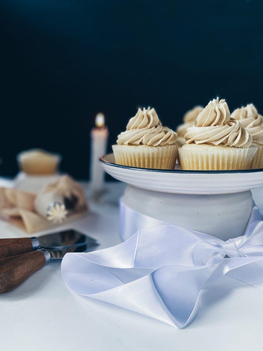 Rooibos cupcake