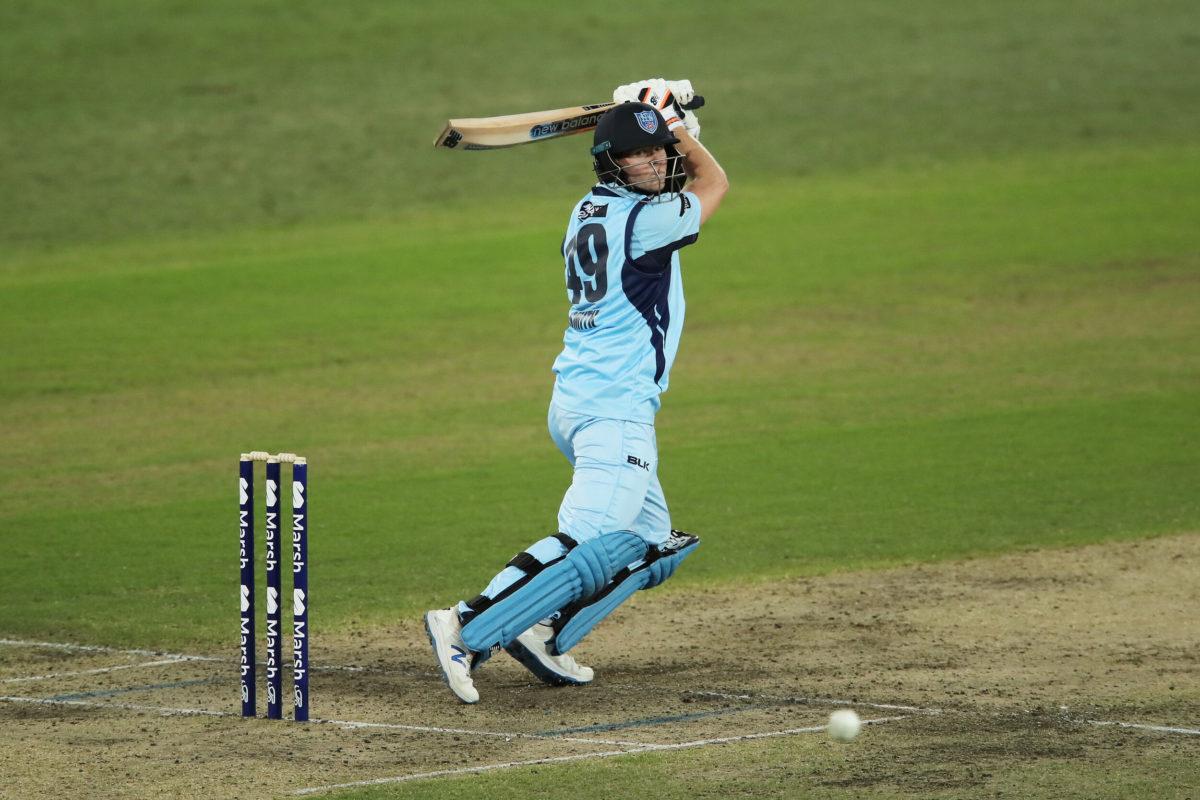 Cricketer Steve Smith