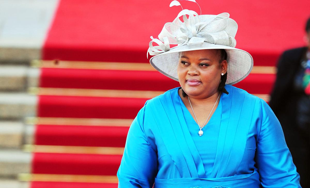 Former President Jacob Zuma's wife, Nompumelelo Ntuli Zuma