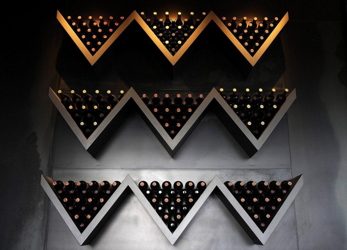 Winery designed by the Mendoza-based Bormida & Yanzon studio