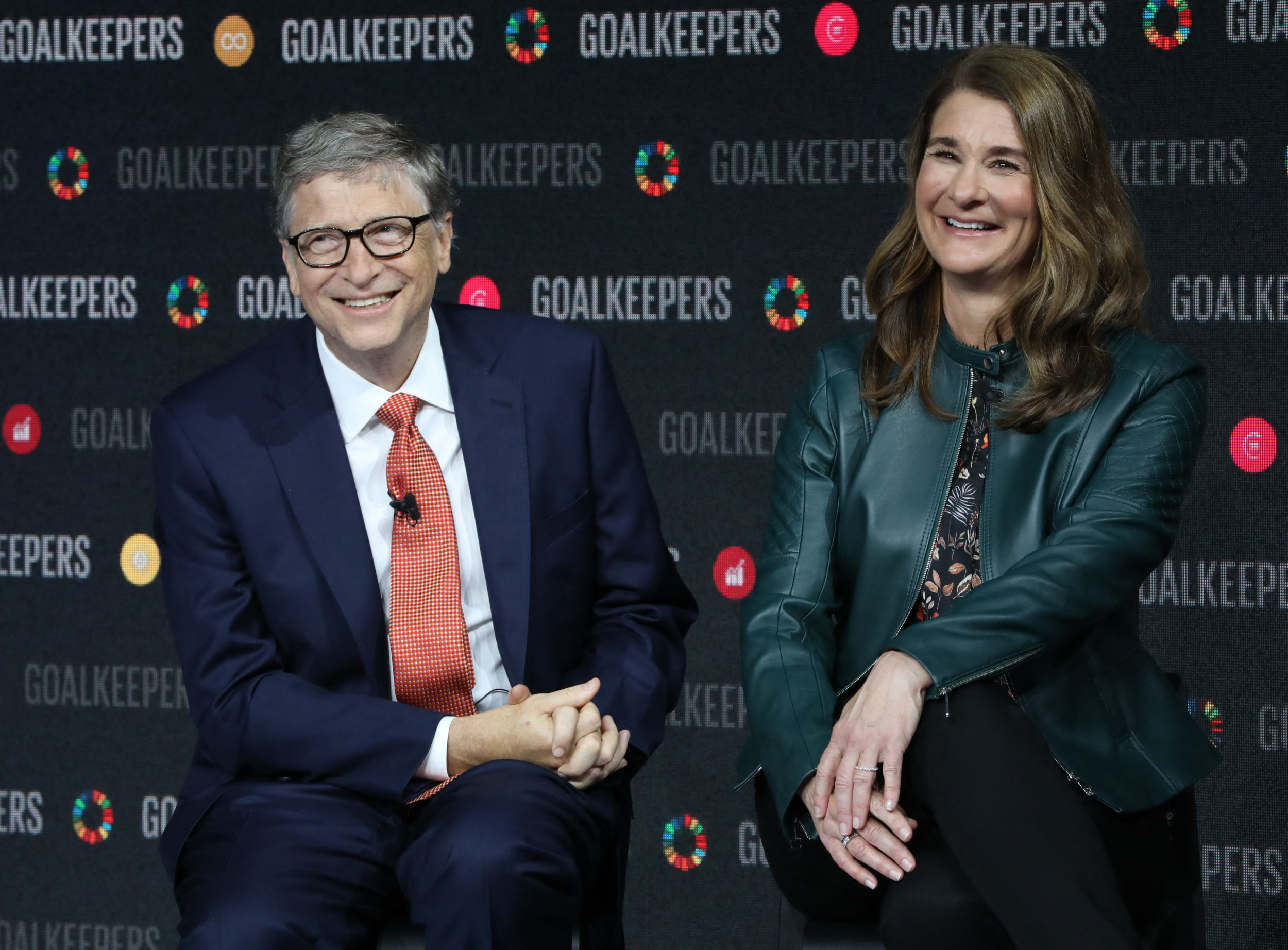 Bill and Melinda Gates have announced that they are divorcing after 27 years of marriage. Picture: Ludovic Marin/AFP