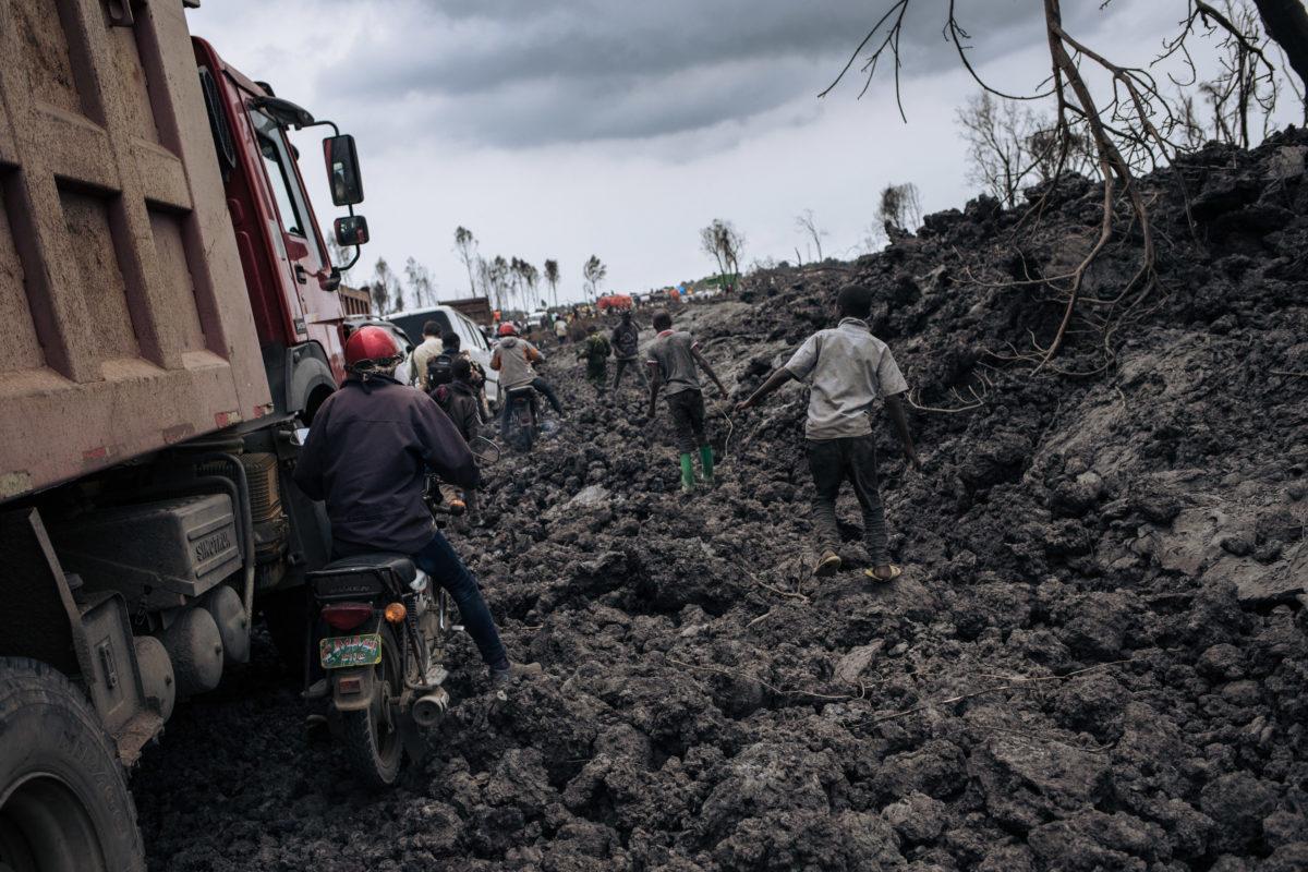DR Congo second volcano