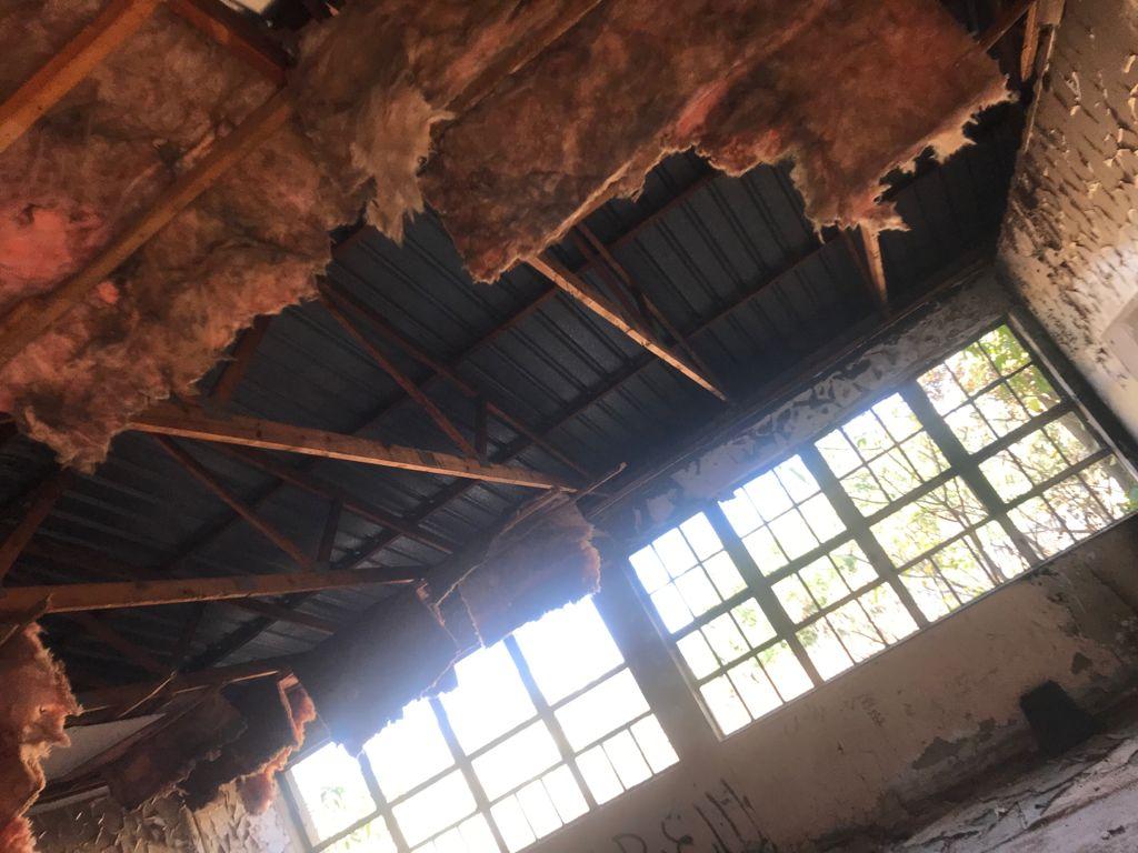 Burnt classroom at Riverlea High 2021