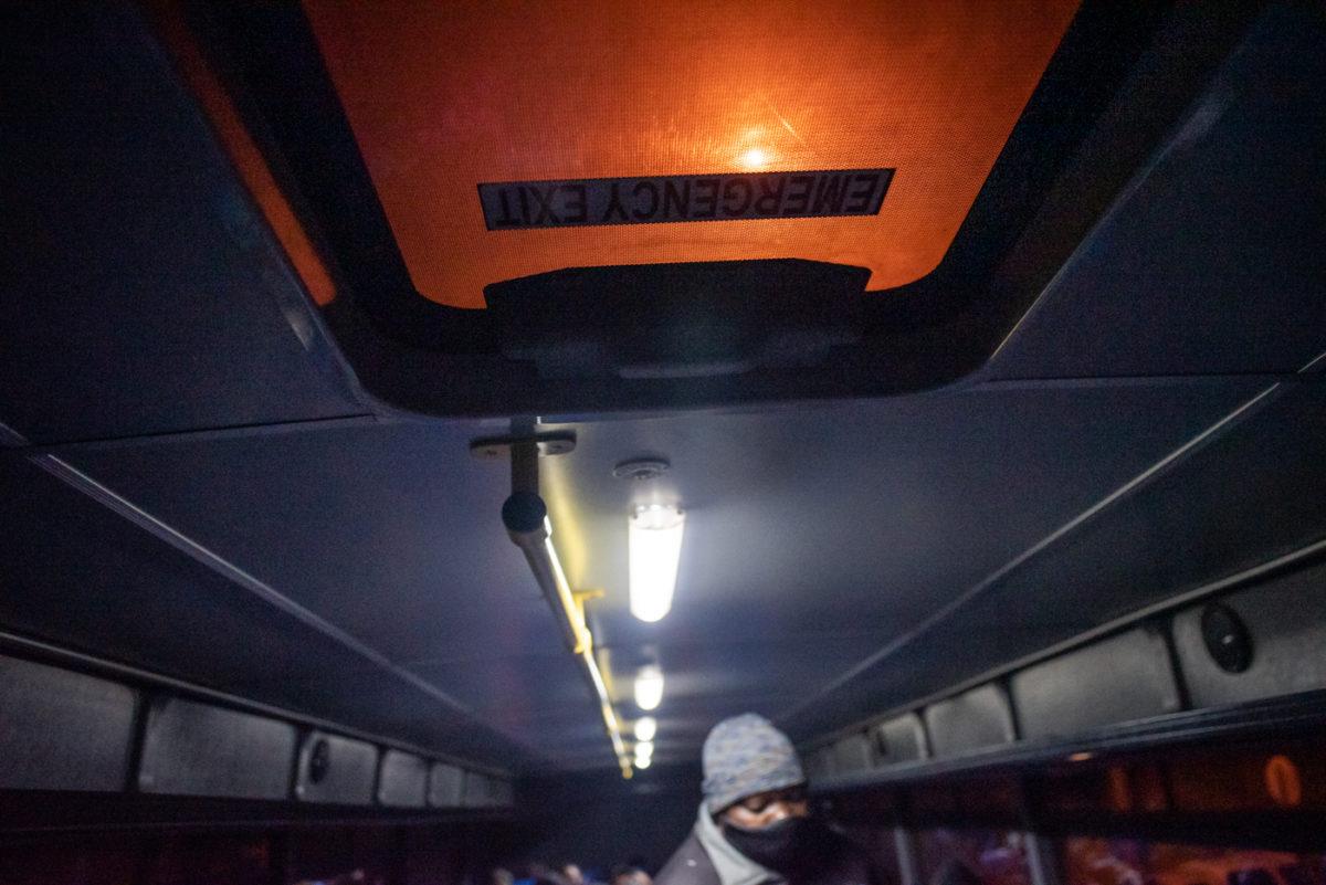 Moloto road putco bus