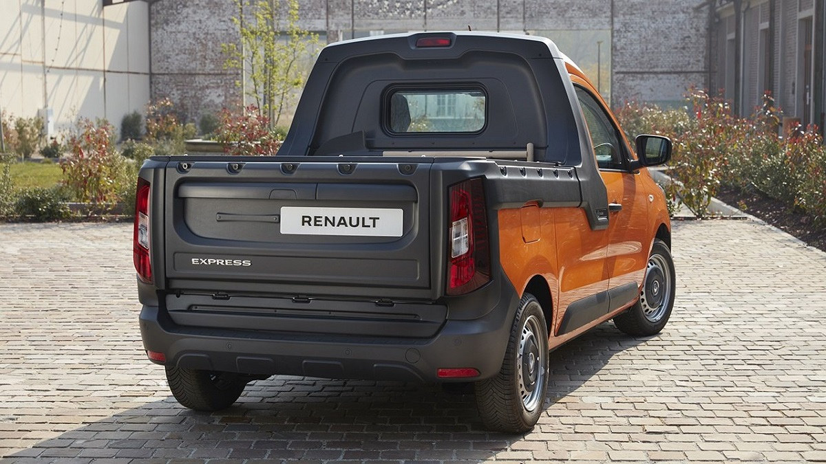 New Renault Express Pick-up