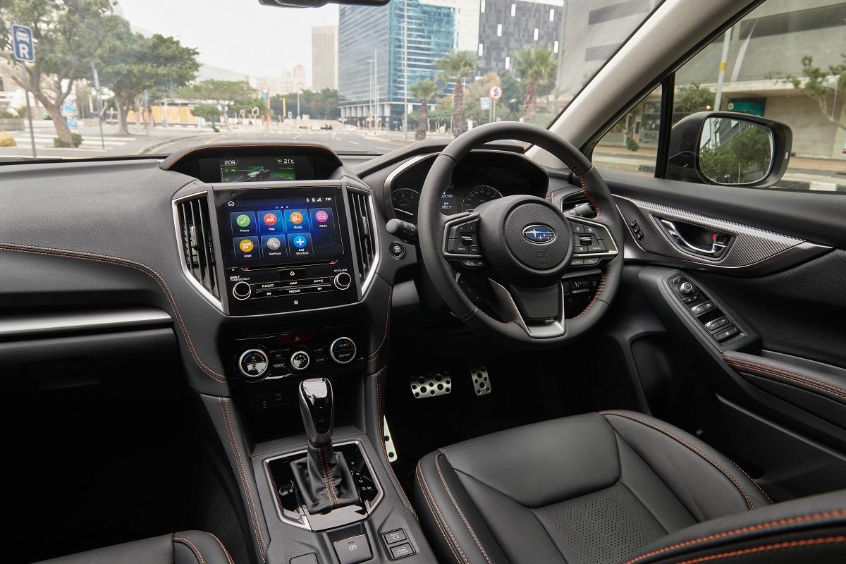 Facelift Subaru XV