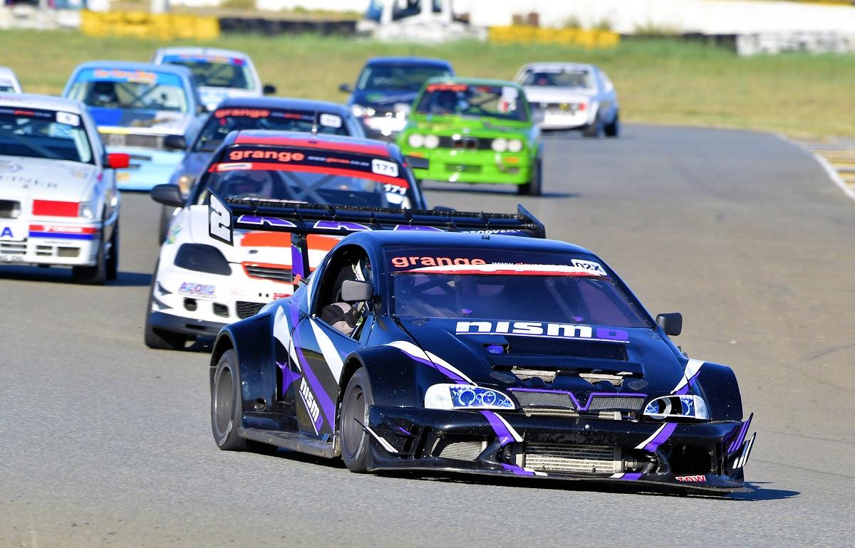 Historic Racing at Zwartkops