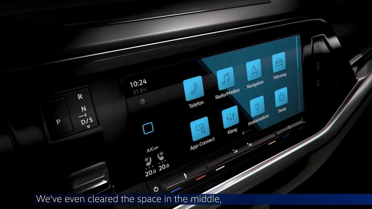 All-new Volkswagen T7 Kombi
