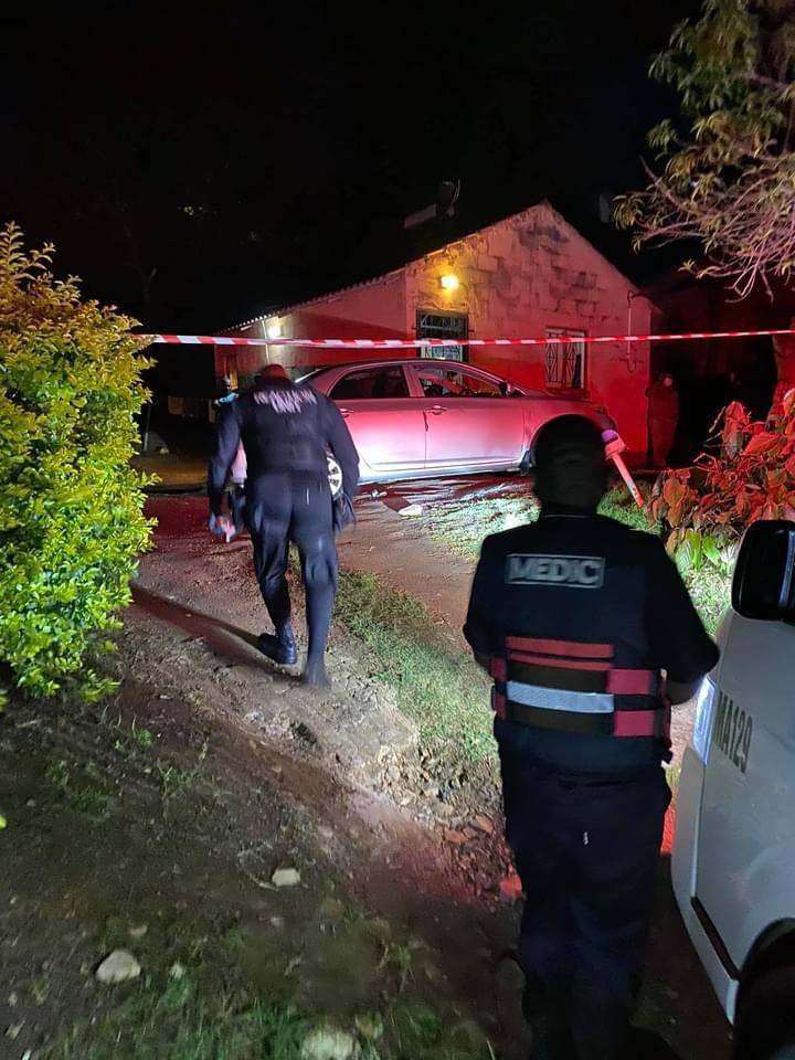 Taxi boss shot dead