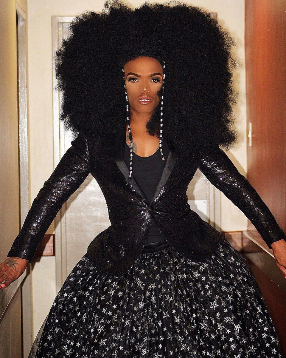 Afro- Somizi