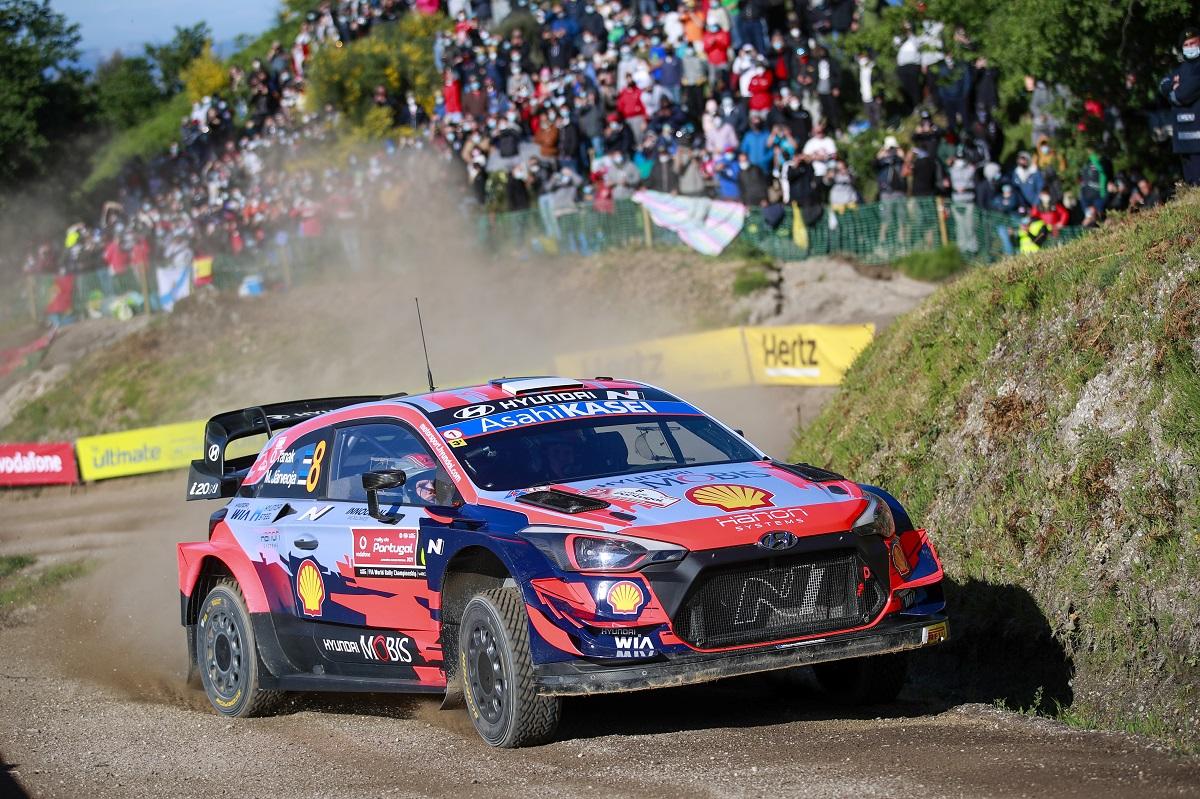 2021 World Rally Championship