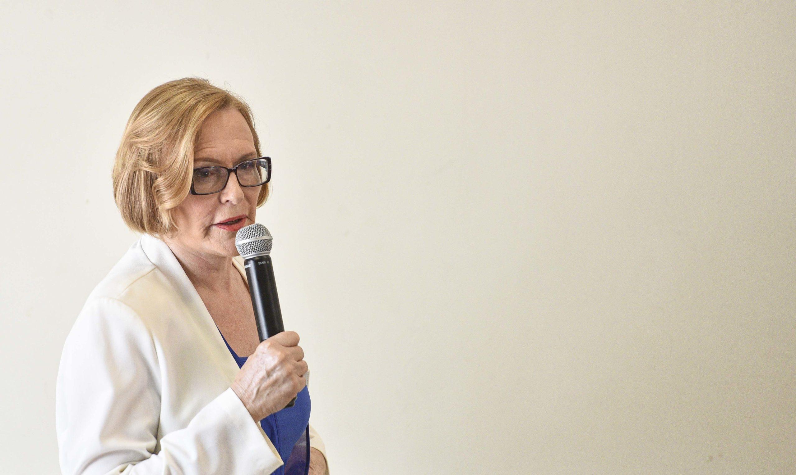 DA Federal Council Chairperson Helen Zille