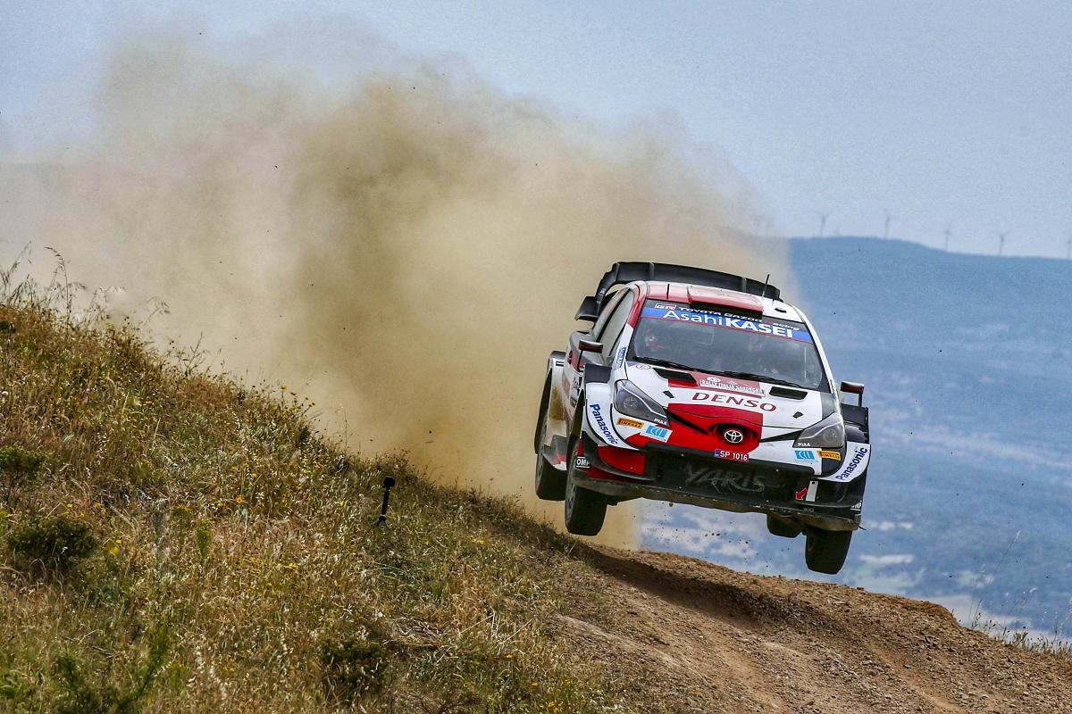 WRC 2021 Sardinia