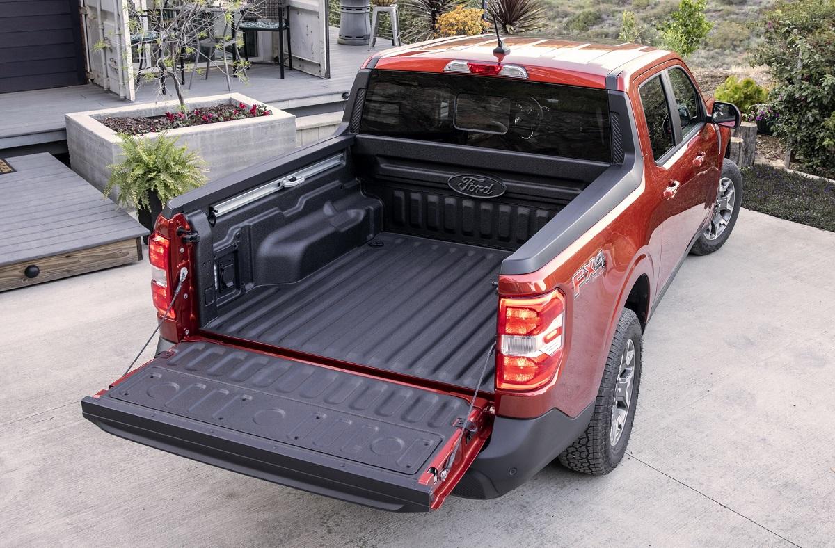 All-new Ford Maverick
