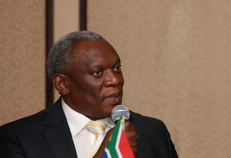 Former State Security minister Siyabonga Cwele