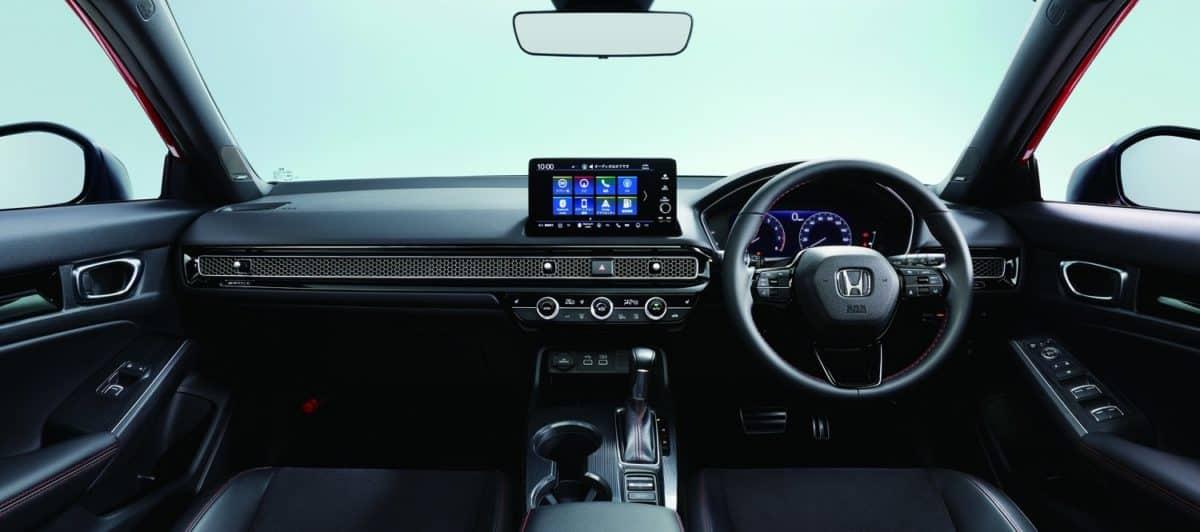 all-new Honda Civic Hatch
