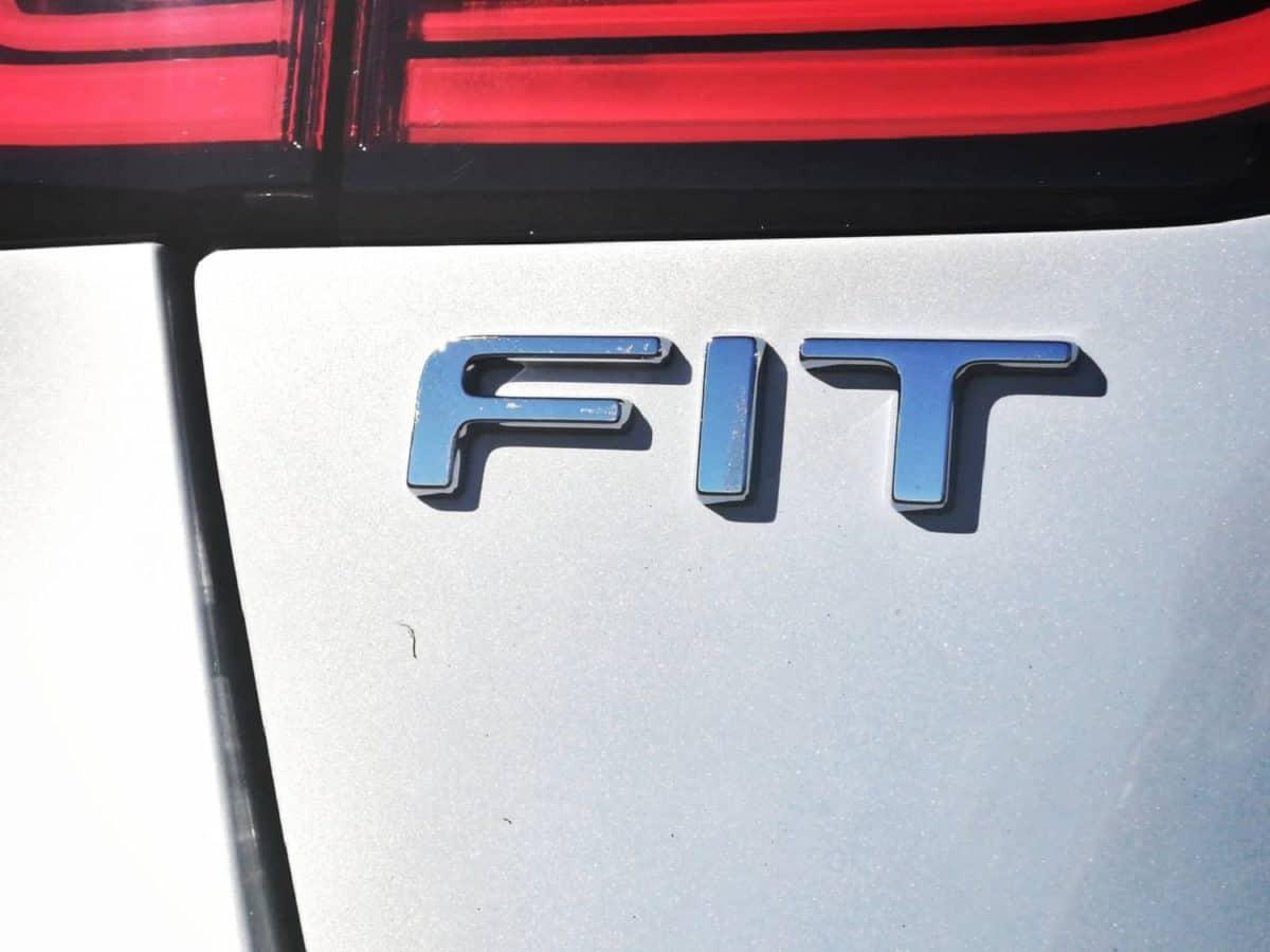New Honda Fit