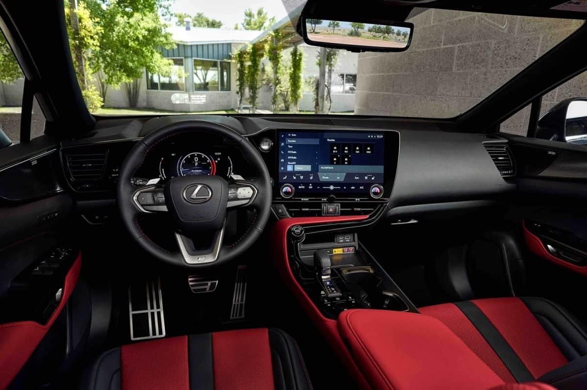 All-new Lexus NX