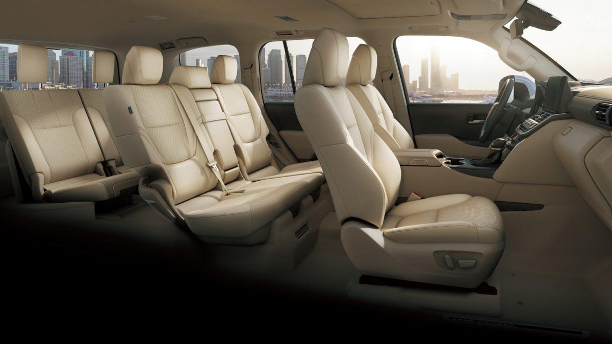 All-new Toyota Land Cruiser 300