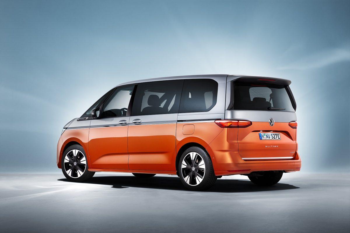 New Volkswagen T7 Kombi