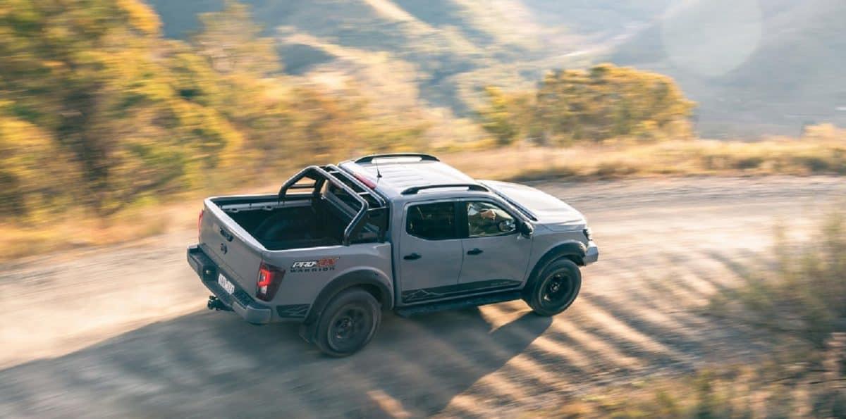 New Nissan Navara Pro-4X Warrior