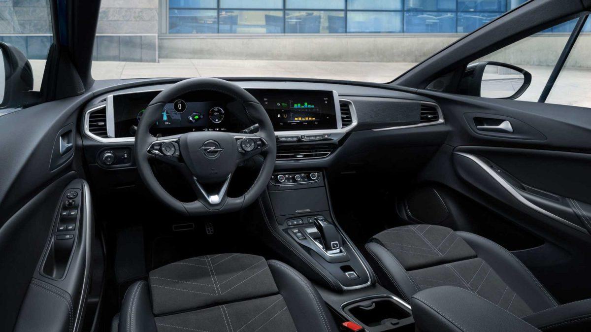 Facelift Opel Crossland