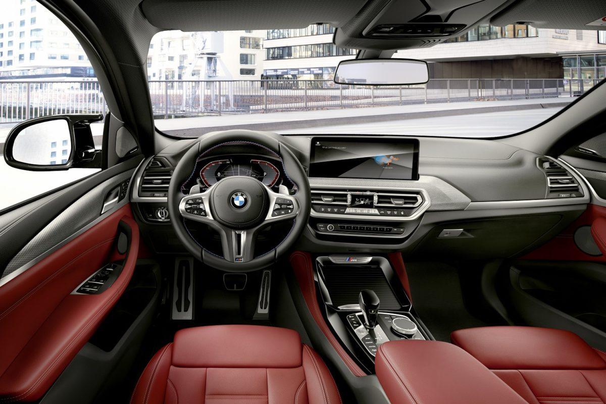 New BMW X4 M40i