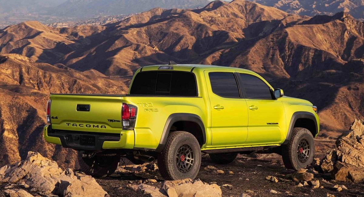 New Toyota Tacoma TRD Pro