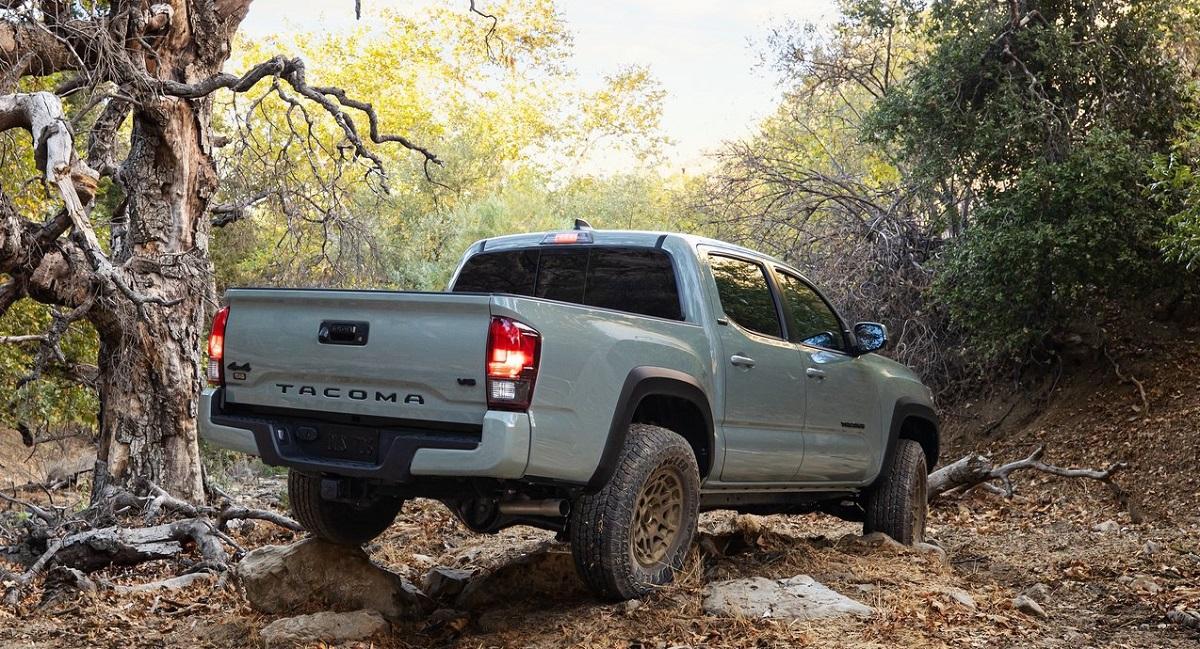 New Toyota Tacoma Trail Edition