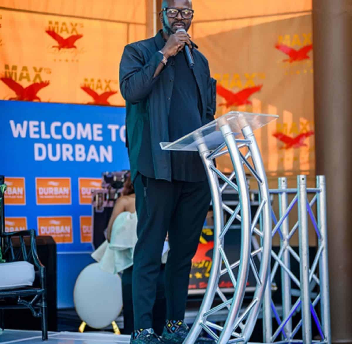 Black Coffee Durban tourism