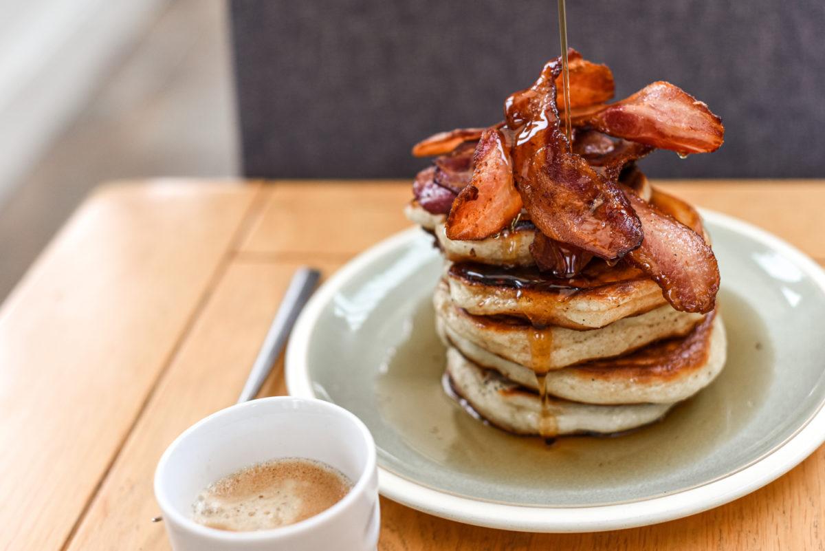 father's day breakfast ideas: Flapjacks