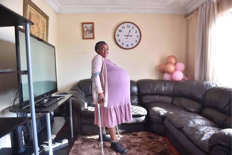 Tembisa 10 mother, Gosiame Sithole