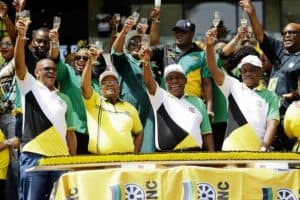 SA's future characterised by self-destruction and mind-boggling corruption