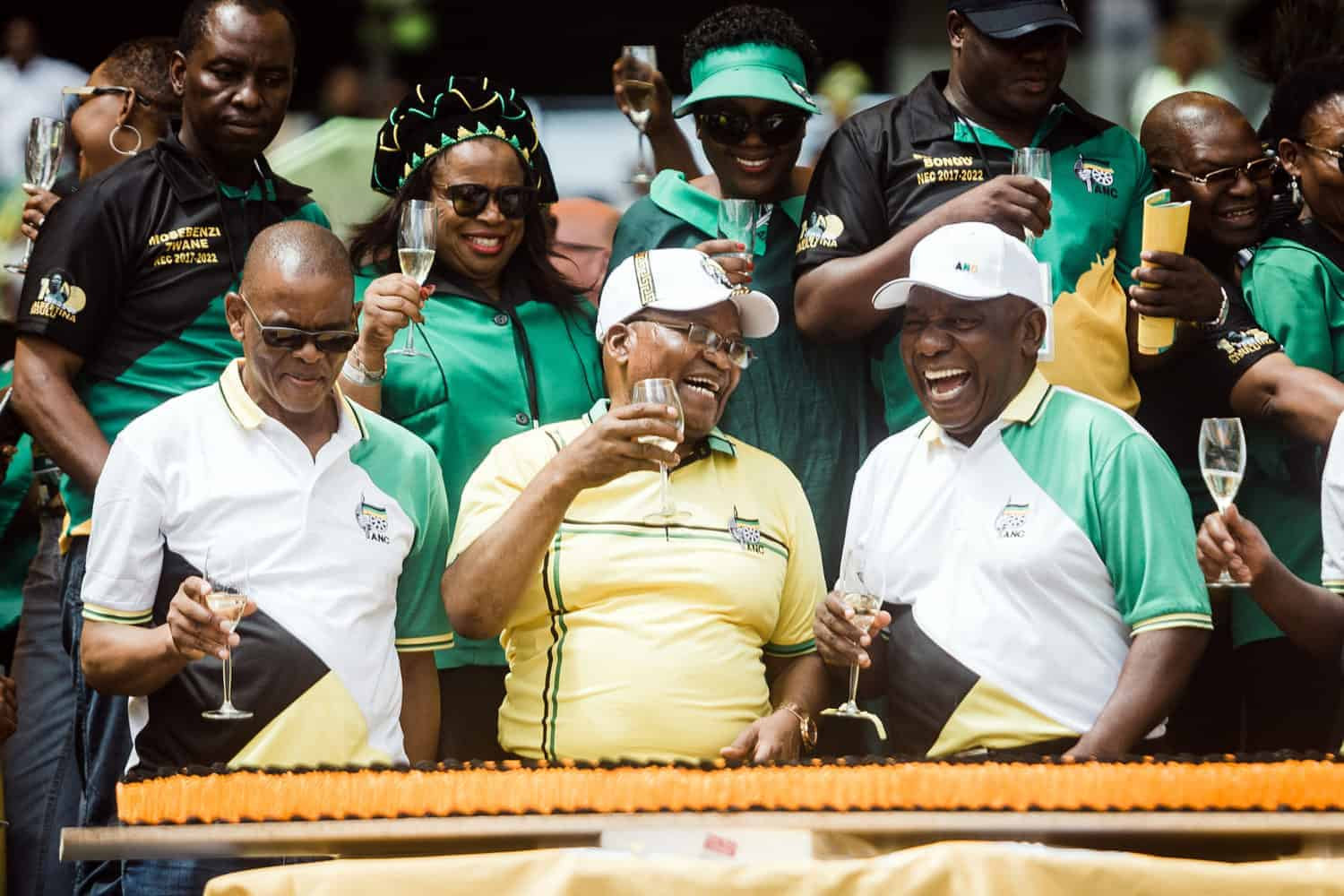 If ANC doesn't listen to voices of reason, it will go down