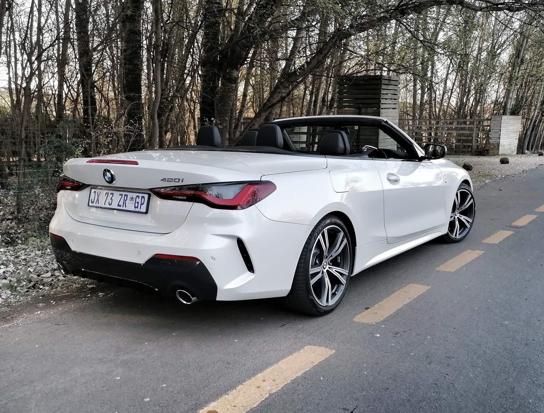 BMW 420i Cabriolet