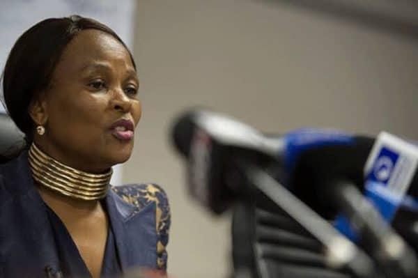 Mkhwebane opens contempt case against Mpumalanga speaker
