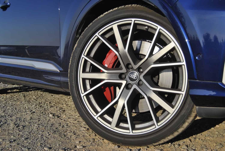 Audi SQ7 and TT RS Roadster dream garage