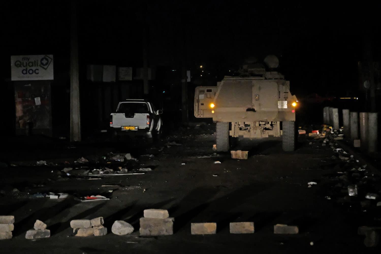 Jacob Zuma coup attempt