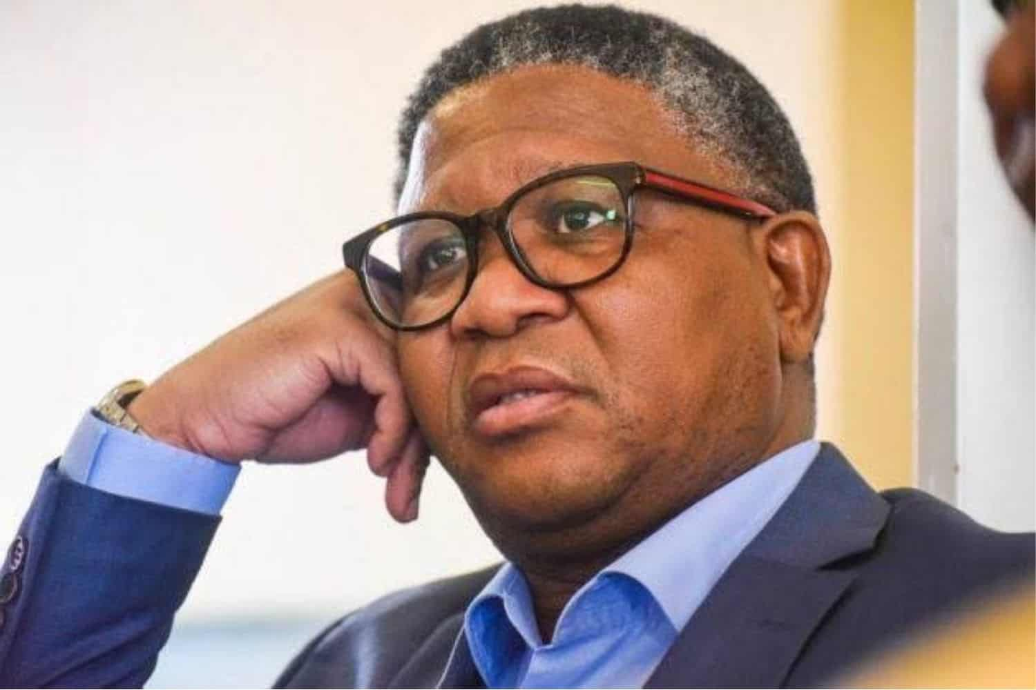 ANC slams report about Mbalula's 'R50m' budget as 'sensational' - The Citizen