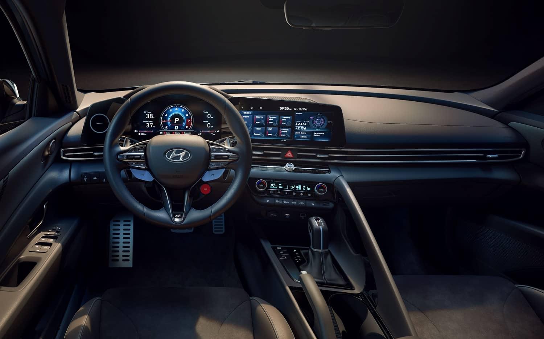New Hyundai Elantra N