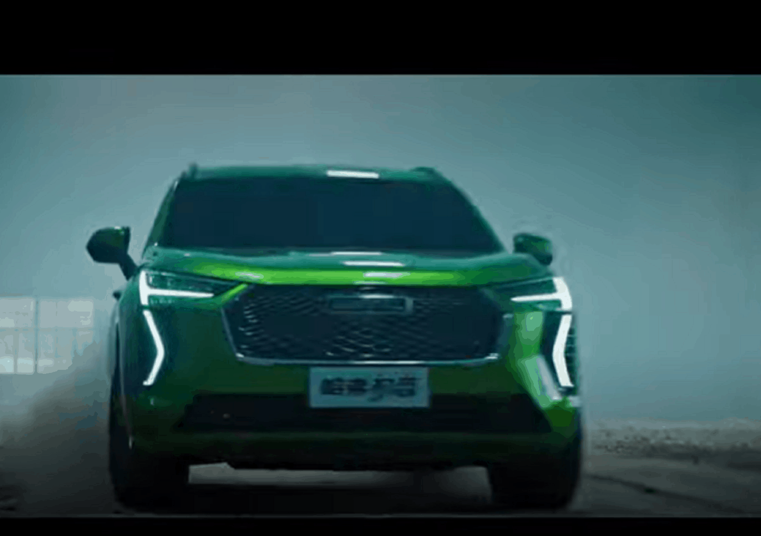 Haval's ad for the Jolion SUV