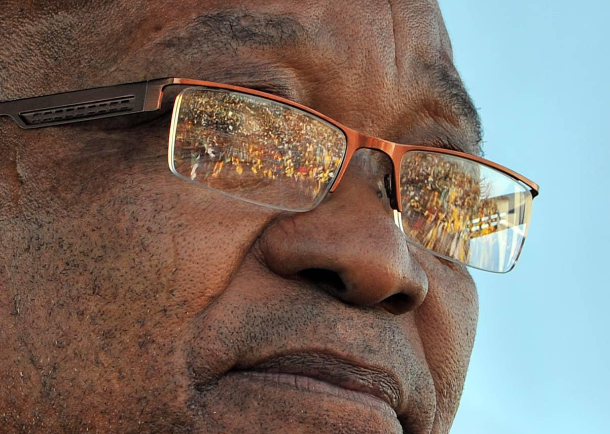 Jacob Zuma court