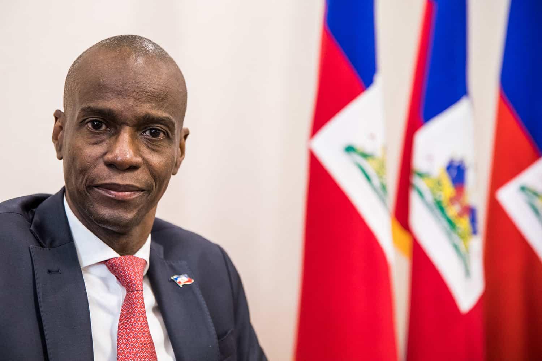 Haiti's Jovenel Moise assassinated