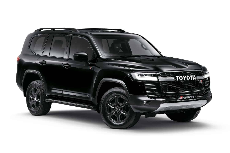 Toyota Land Cruiser 300 price