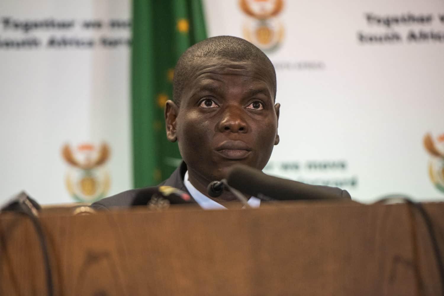 Ronald Lamola has appointed 158 new magistrates