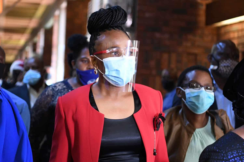 EFF backs Public Protector Busisiwe Mkhwebane after Western Cape High Court ruling.