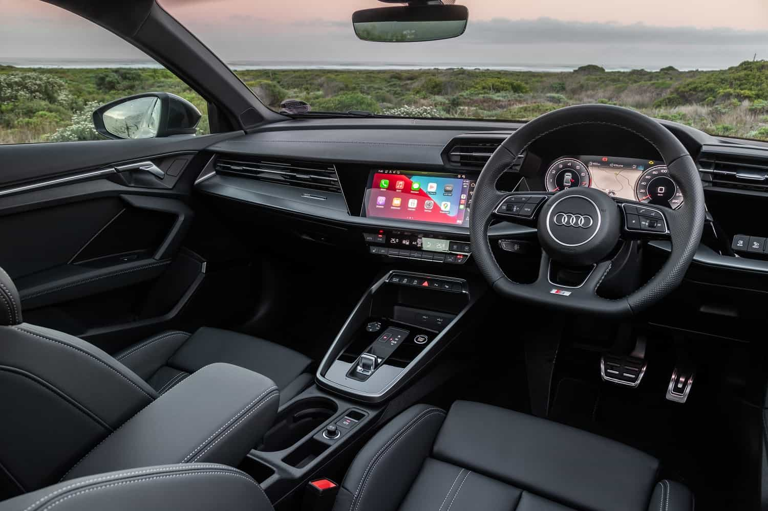 New Audi A3 and S3