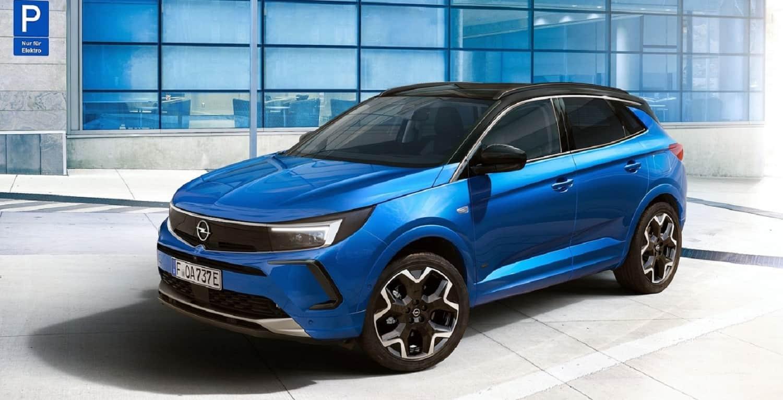 New Opel Astra