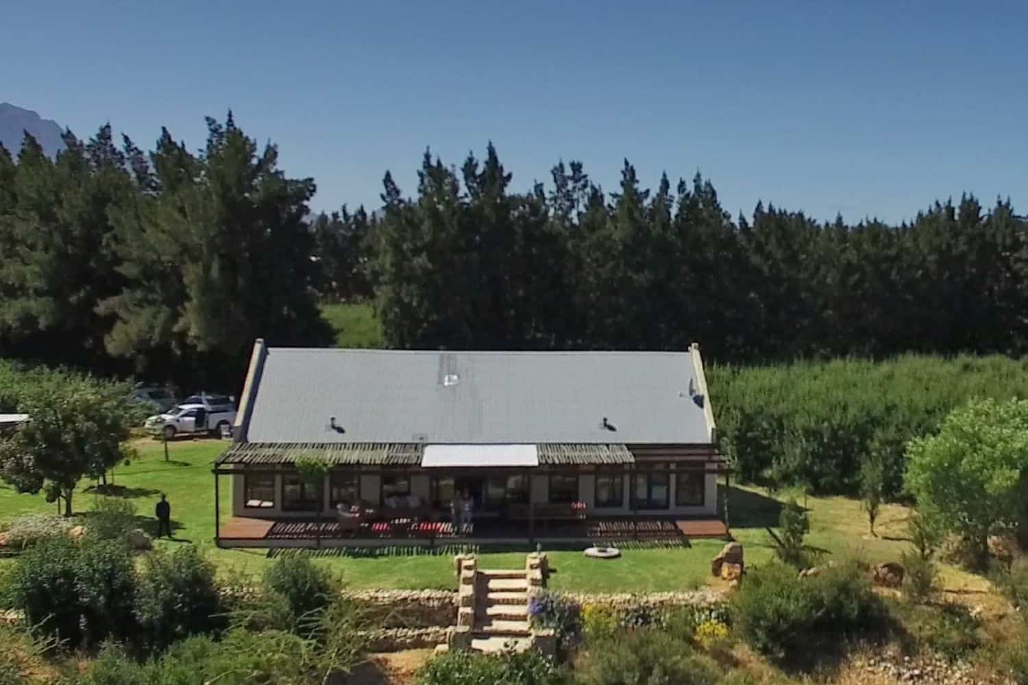 Riverstone Luxury Country House, Wolseley